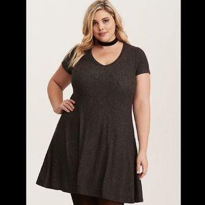 NWT Torrid hacci knit dress size 2 (plus size 22W)